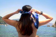 Sea gazing at Taormina, Sicily! #TaorminaFilmFest #MontegrappaTaormina #TaoFF61