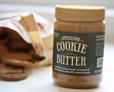 Cookie butter get in my belly