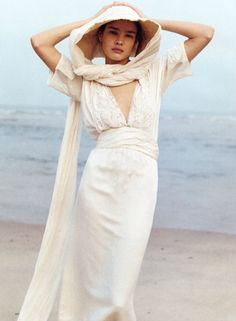 Natalia Vodianova by Peter Lindbergh