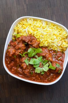 NOTE: An updated version of this recipe appears in my cookbook, The Ancestral Table. Rogan Josh is a popular Kashmiri dish that is believed to have originated in Persia before making its way to Nor…