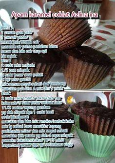 Apam Karamel Coklat