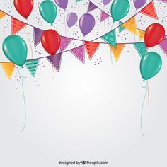Guirnalda fiesta cumpleaños 1