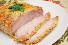 What's Cookin, Chicago?: Herb Crusted Pork Roast