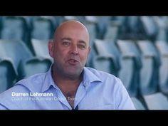 Australian Cricket Coach Darren Lehmann Shares His Thrombosis Story