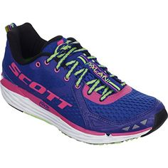 Scott T2 Palani Running Shoe  Womens BluePink 90 >>> Be sure to check out this awesome product.(This is an Amazon affiliate link and I receive a commission for the sales)