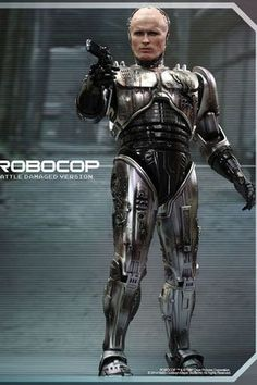 Sideshow Collectibles and Hot Toys are delighted to present the RoboCop collectible figure with wonderfully...