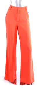 ALICE + OLIVIA HIGH WAIST WIDE LEG PANT Size 2, 6, 12  Retail: $198  PlushAttire.Com Price: $68.90  65% OFF RETAIL!  #fashiondeals