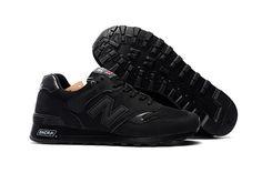 New Balance 577 Women's Black Shoes M577AK