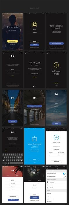 Meet Ink - the huge UI Kit made with true love for designing and app developing. Ink contains more than 200+ elaborate iOS 8 screens in 7 categories that will meet any needs you may have in your designing process. Each screen is fully customizable, exceptionally easy to use and carefully assembled in Sketch and Photoshop formats. Now with 55 new screens!