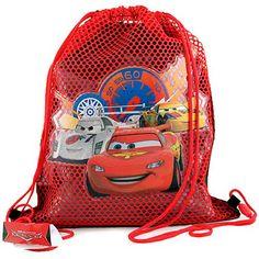 Disney Pixar Cars Sling Tote Bag