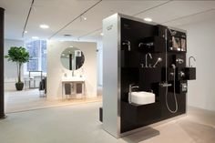 Axor Citterio vignette at the Axor NYC Showroom
