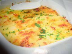 Πεντανόστιμο ογκρατέν με λαχανικά και φέτα - Νέα Διατροφής Cheeseburger Chowder, Feta, Soup, Soups