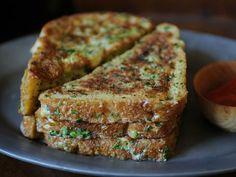 Pan Francés Saladito... Un giro a la clásica receta