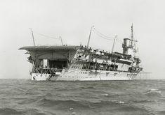HMS Glorious, interwar