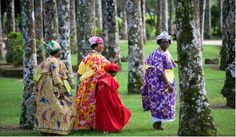 Is Suriname Safe? 5 Essential Travel Safety Tips World Day Of Prayer, Dutch Republic, South America Map, Native Country, Fashion Fabric, Traditional Dresses, Plus Size Fashion, Caribbean, Culture