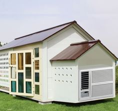 Air Conditioned Dog House in Dubai / UAE for Sale | Outdoor Dog ...