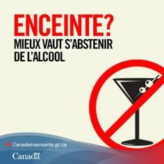 Les conseils pour une grossesse en santé : http://www.phac-aspc.gc.ca/hp-ps/dca-dea/prog-ini/fasd-etcaf/index-fra.php?utm_source=Pinterest_HCdns&utm_medium=social&utm_content=Dec15_Alcohol_FR&utm_campaign=social_media_13