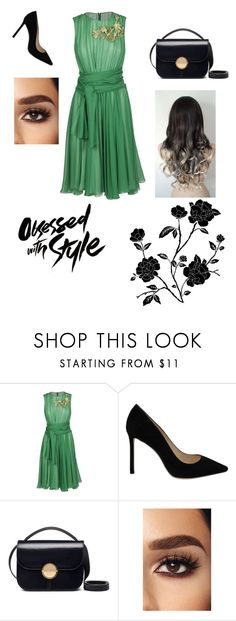 """follow me in my group  https://www.polyvore.com/cgi/group.show?id=217575"" by mirnela-alic ❤ liked on Polyvore featuring Jimmy Choo and Marni"