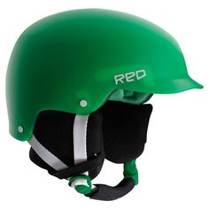 The Shred Shed carries RED helmets