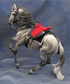Custom Model Horse - very well done!
