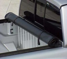 An inexpensive solution to allow you some protection from the elements & access to your whole truck bed.
