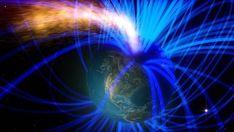 El Polo Magnético de la Tierra, está sufriendo convulsiones extrañas, debidas fundamentalmente a la aceleración del flujo de hierro fundido en su interior.
