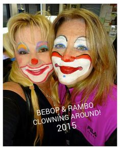 Female Clown, Cute Clown, Clowning Around, Stamford, Girls Makeup, Clowns, Carnival, Facebook, Pictures