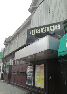 The Garage - Bernard Butler of Suede played his first solo gig here in January 1998