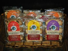 almondina cookies review & giveaway.