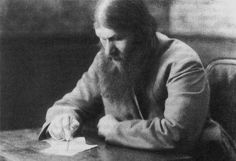 "Rasputin - Writings -                                ""My thoughts and reflections"""