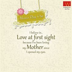 MustDo : Call your mother now and tell her you love her so very much. #FundaForASuperHappyWeek