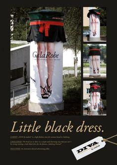 DIVA by makole: Little black dress