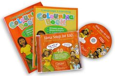 On The Way: Songs for kids & colouring book - feeling inspired! My kiddies can learn Xhosa in a fun and easy way. Kids Colouring, Coloring Books, Xhosa, Travel Toys, Kids Songs, Singing, Inspired, Learning, Easy