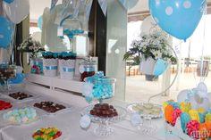 Sweet Candy: Mesa dulce Comunión en Restaurante Los Moriscos (Motril)