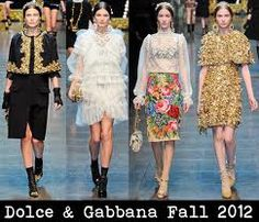 dolce and gabbana baroque - Google Search