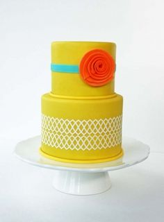 Jillian's Birthday Cake By summerki on CakeCentral.com