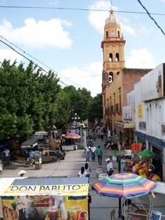 Rio Verde, San Luis Potosi, Mexico.  Tierra de mi padre