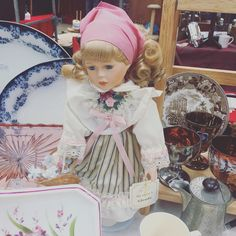 #antique #doll #market #spitalfields