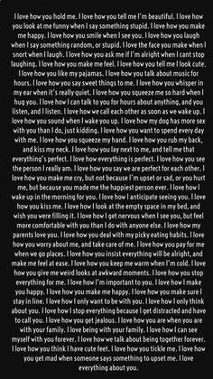 Long love quotes - Secrets To Getting Your Girlfriend or Boyfriend Back I love how pure your heart is I love how sensitive you are I love how you break me just to put back again I love when I know you passed me on Long Love Quotes, Love Quotes For Her, Cute Love Quotes, Love For Him, Goodbye Quotes For Him, Lesbian Love Quotes, Classy Quotes, Cute Relationship Texts, Cute Relationships
