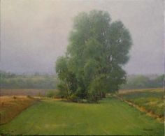 https://www.facebook.com/MiaFeigelson - oil painting - By Marc R. Hanson, American Artist (b. 1955)