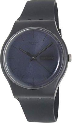 Swatch Black Rebel Mens Watch SUOB702 Swatch watch  swatchwatch  swatch  Ékszer 662a23cef0
