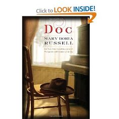 Another by Mary Doria Russell about Doc Holliday.  It's fabulous.  Read the book before you see the upcoming movie.  I do read books by other authors, but Russell is definitely one of my favs!