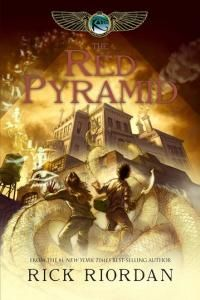 This is the first book in the trilogy, The Kane Chronicles.  They take place modern day and is full of Eygptian gods and mythology.  The second book is called The Throne of Fire, and the third is called The Serpent's Shadow, but it doesn't come out until May.  Both books that I've read I could not put down.