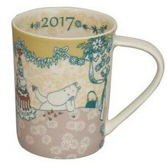 Yamaka store Moomin Mugcup by 2017 JAPAN for sale online