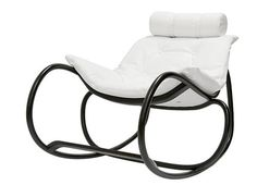 Wave Bentwood Rocking Chair by TON