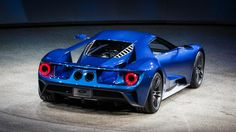 Ford is bringing the GT back from the dead one more time in 2016, and it's better looking than ever.