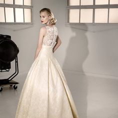 Sophisticated Glamour: Introducing the Marylise Couture 2016 Collection
