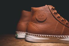 PF Flyers Rambler - Brown / White