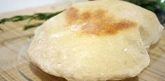 Pão Pita Homemade {raizdegengibre.com}