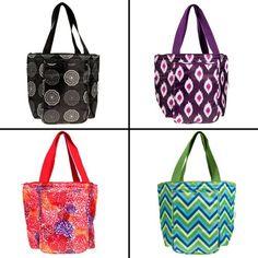 4 Sachi Insulated Lunch Tote Bags Packable + Gift Boxes Sachi http://smile.amazon.com/dp/B00J4QQH8U/ref=cm_sw_r_pi_dp_HKXpub0GCH0H9